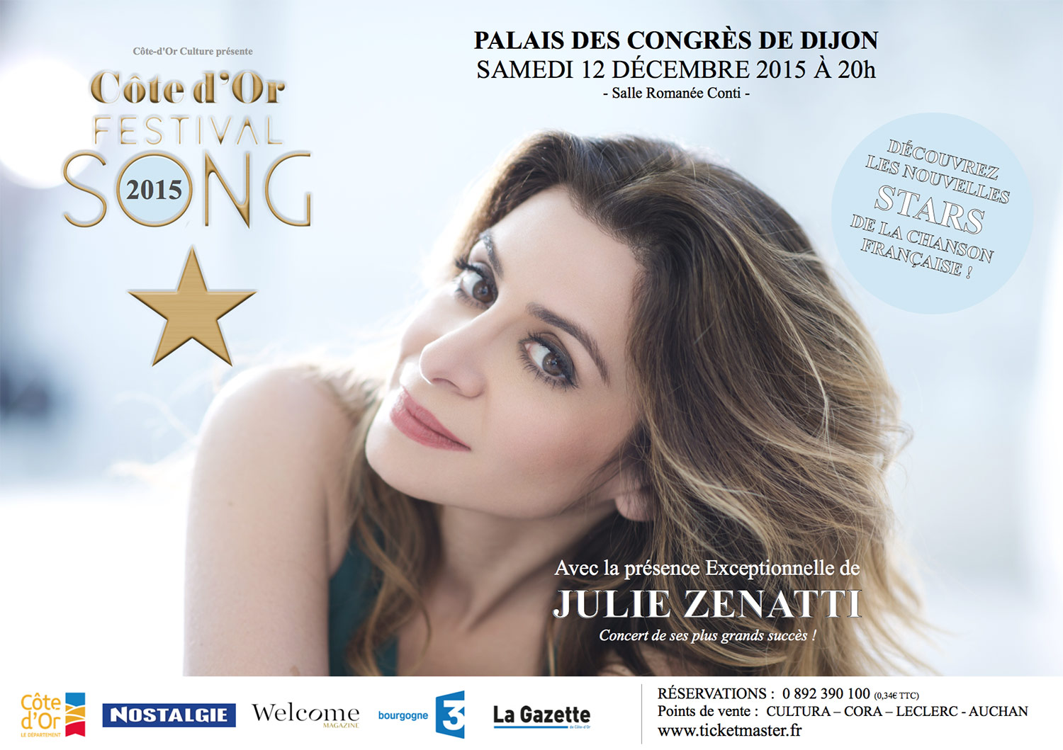 Cote d'Or Festival Song 2015